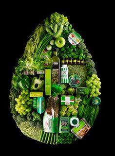 verde...