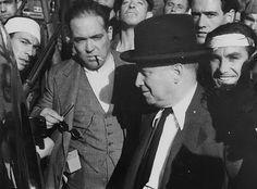 Le leader socialiste Francisco Largo Caballero