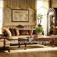 luxurious living room furniture. Interior Design Ideas. Home Design Ideas