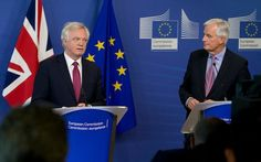 The European Union's chiefs like to make out they have little idea what Britain wants from them in its exit talks, so the British Government is stepping up to the plate by fleshing out more of its demands in a series of policy papers. Uk Politics, Magical Thinking, Eu And Uk, British Government, Looking Forward, Northern Ireland, Making Out, Britain, Europe