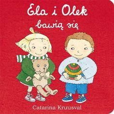 Ela i Olek bawią się Wydawnictwo Zakamarki