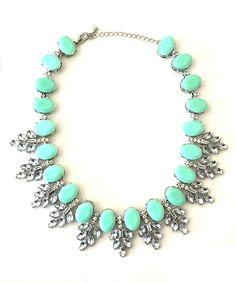 Turquoise Bijou Necklace