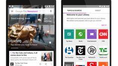 Google verpasst seiner Magazin-App auf Android und iOS ein Redesign. Newsstand ist auch im Web abrufbar.  http://www.theverge.com/2016/11/17/13667692/google-play-newsstand-4-redesign