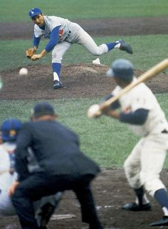 The 10 Best World Series Games 7 - After throwing a shutout in Game 5, Hall of Fame left-hander Sandy Koufax returned on two days rest and did it again, striking out 10 to win the clincher 2-0.