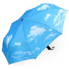 Plemo Regenschirm, Sonnigen Himmel Automatik Taschenschirm (94 cm Durchmesser) Plemo http://www.amazon.de/dp/B00LBWQQJA/ref=cm_sw_r_pi_dp_hAlbxb1SHYT13