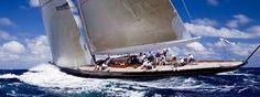 Znalezione obrazy dla zapytania j class sailboats