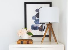 How To Pick The Right Lamp For Your Dresser
