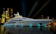 3D Renderings Yachts Exterior by Hernan Villegas Mathews at Coroflot.com