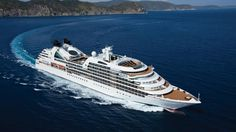 Seabourn Launches New Visually-Driven Brand Campaign: The 'Extraordinary Worlds' of Seabourn