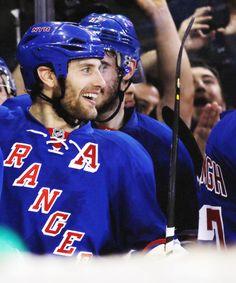 Dan Girardi, New York Rangers