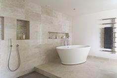 Stunning bathroom design by Ripples - Bath: Chalice Minor by BC Designs
