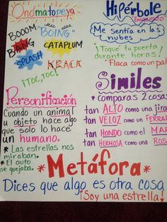 Discover ideas about dual language classroom Dual Language Classroom, Bilingual Classroom, 3rd Grade Classroom, Bilingual Education, Spanish Classroom, Elementary Spanish, Upper Elementary, Future Classroom, Spanish Anchor Charts