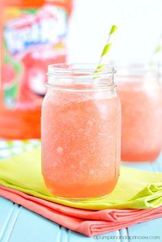 Drinks: Watermelon Kool-Aid Slushies