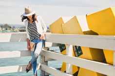 Stone Fox Style: LE TOTE Spring / Summer Lookbook - 2014 + A Giveaway! Le Tote, Summertime Outfits, Stone Fox, Summer Lookbook, Panama Hat, Giveaway, Spring Summer, Style Inspiration, Fashion