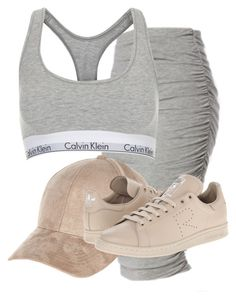 """Untitled #2705"" by xirix ❤ liked on Polyvore featuring Topshop, River Island and adidas"