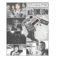 """All Time Low"" by too-many-acronyms ❤ liked on Polyvore featuring Nobody Denim, Casetify, Glamour Kills, Call it SPRING, Keep A Breast, alltimelow and ATL"