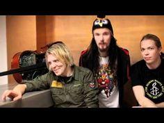 Apocalyptica - greets: Ecuador! - YouTube Ecuador, Channel, Youtube, Youtubers, Youtube Movies