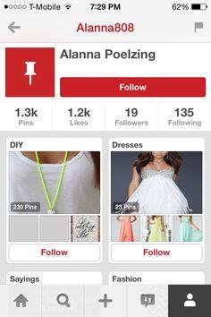Follow Alanna!!