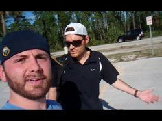 Here's a 10-minute vlog with my friend Justin. We went to #UCF and l lost more than just the tennis match...