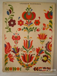 Buy the book Slovak ornamentation. Classifieds - Books, Other books.