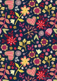 Wildflowers by Tangerine-Tane