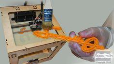 High Performance 3D Print Coating