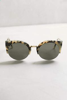 Super Lucia Tortoise Sunglasses