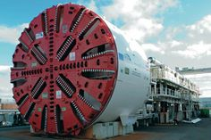 Tunel Boring Machine (TBM)