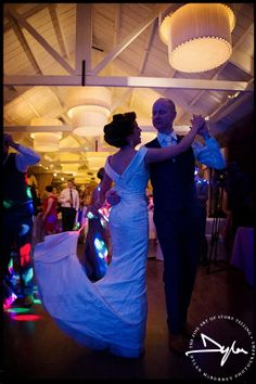 On the dance floor at Ballymagarvey Village ---- Photographs by Dylan McBurney