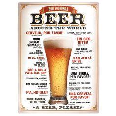 Você sabe como pedir uma cerveja ao redor do mundo?  http://carrodemo.la/430ec