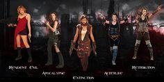 Resident Evil Retribution Apokalyptisk Gatnns