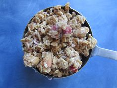 Strawberry Apple Granola