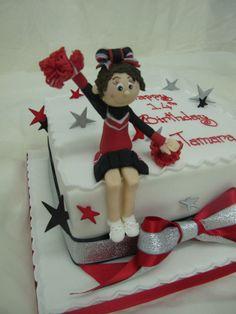 cheerleader cake                                                                                                                                                                                 More