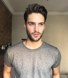 Sean Altemose Cool Hairstyles For Men, Boy Hairstyles, Haircuts For Men, Beautiful Men Faces, Beautiful Boys, Gorgeous Men, Ideal Man, Perfect Man, Cute White Boys