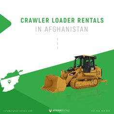 #Crawler Loader Rentals in Kabul, #Afghanistan! +93 744 180 000 / info@afghanrentals.com #Crawler_Loader_Rentals_in_Afghanistan #Kabul_Crawler_Loader_Rentals #Heavy_Equipment_Rental_in_Afghanistan #Heavy_Machinery_Rental_in_Afghanistan