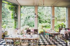 Reportage Wedding Photographer – Fern House Cafe, Avoca – Lena and Cormac Alternative Wedding Venue, Big Day Out, Cafe House, Beautiful Wedding Venues, Ferns, Wedding Photography, Table Decorations, Furniture, Ireland