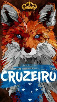 "Pediram pra fazer ""colorida"". Tá feita!   #OsDoBarroPreto #SomosAzuis #NascidosPalestra #ForjadosCruzeiro #Cruzeiro #PáginasHeróicasIMORTAIS #SomosCruzeiro #CruzeiroEsporteClube #FechadoComOCruzeiro #MaiorDeMinas #JamaisVencido #TimeDoPovo #RaposaSegueRaposa #CruzeiroTimeDoPovo #Wallpaper Time Do Brasil, I Wallpaper, Marvel Avengers, Deadpool, Rooster, Oriental, Illustration Art, Kawaii, Creative"