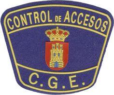 """RINF 1- Regimiento de Infantería """"Inmemorial del Rey"""" Nº 1. Control de Accesos al Cuartel General del Ejército. Palacio de Buenavista."""