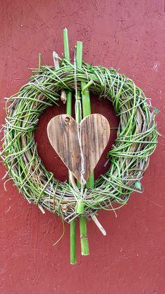 Grapevine Wreath, Grape Vines, Wreaths, Plants, Home Decor, Ideas, Door Wreaths, Flora, Deco Mesh Wreaths