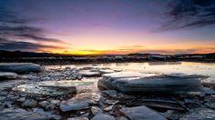 iceland january | Sunrise in Iceland - january 2011 | Flickr - Photo Sharing!