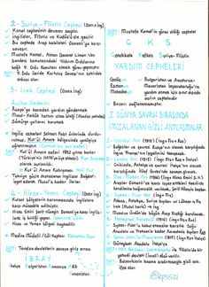 Turkey History, Bullet Journal, Notes, Study, Science, Ads, Education, Learning, School
