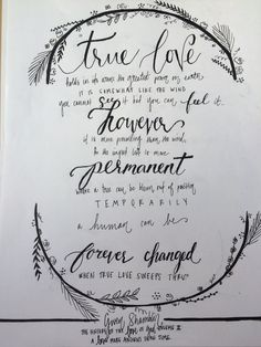 """Second stage of the True Live quote my Ms Gwen Shamblin! Check out her amazing book """"The History of the Love of God"""""""
