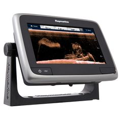 """Raymarine a78 Wi-Fi 7"""" MFD w/CHIRP DownVision™, ClearPulse&#8482 & CPT-100 - Lighthouse Navigation Charts - https://www.boatpartsforless.com/shop/raymarine-a78-wi-fi-7-mfd-wchirp-downvision-clearpulse8482-cpt-100-lighthouse-navigation-charts/"""
