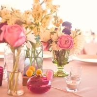 Vintage Anthropologie Inspired Do It Yourself Wedding