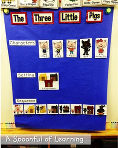 3 Little Pigs Pete the Cat FREEBIES!!! = FUN!!!