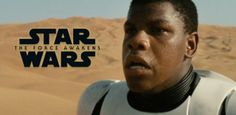 John Boyega Weeps While Reading The Script For Star Wars: The Force Awakens