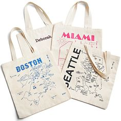 I like the idea for the gift bags. We can buy whole sale bags and make a VA Stamp and apply ourselves