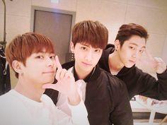 160321 heejun, inseong, youjin