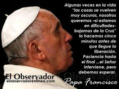 mensajes papa francisco - Buscar con Google