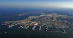 Sea Level Rise, Growing Flood Risks, and the Need for a Strong Federal Flood Risk Management Standard Naval Station Norfolk, Go Navy, Flood Risk, Navy Life, Sea Level Rise, Travel Reviews, Historical Sites, Aerial View, World